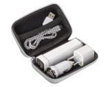Travel Set - Powerbank, EU-Stecker und USB-Ladegerät
